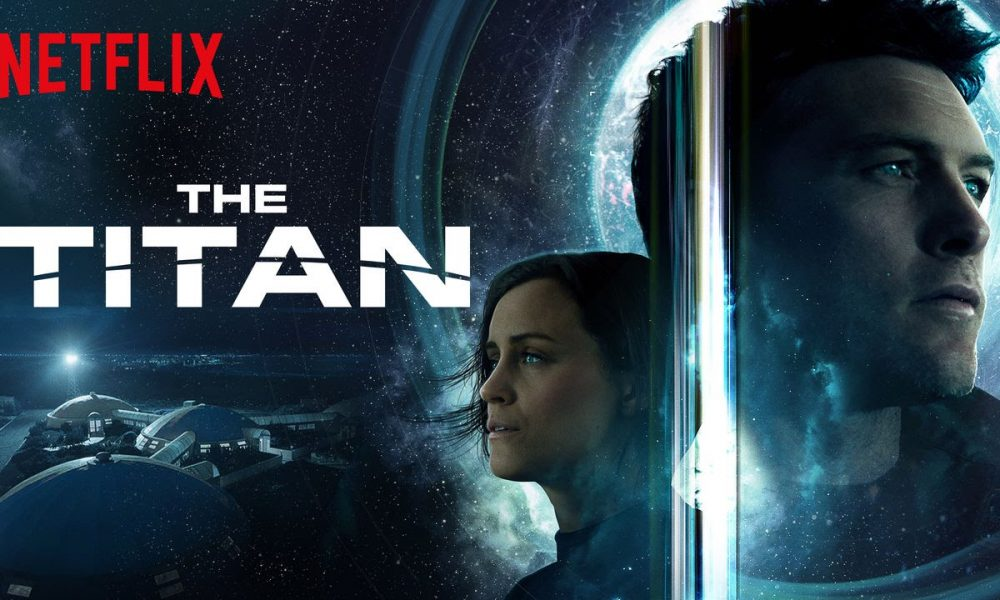 The Titan. Credit Photo: Netflix