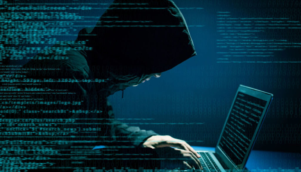 Hacker. Credit Photo: Getty Images