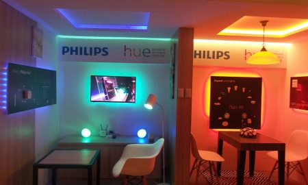 Signify Philips Hue Credit photo: Wartakota/Mochammad Dipa