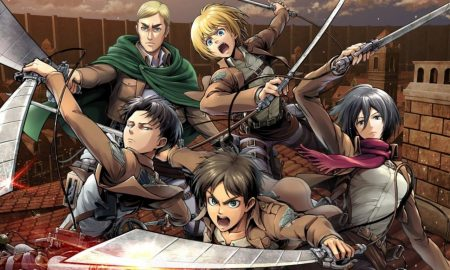 Attack on Titans. Credit photo: comicbook