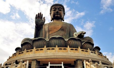 Patung buddha. Credit photo: easytourchina.com