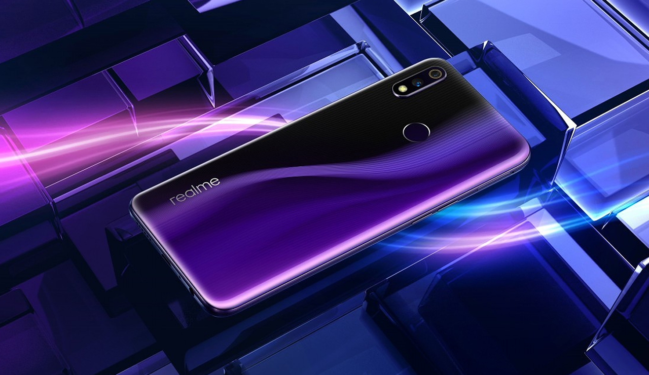 Realme 3 Pro. Credit photo: Gadgetren.com