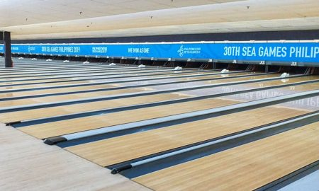 Arena Bowling SEA Games 2019
